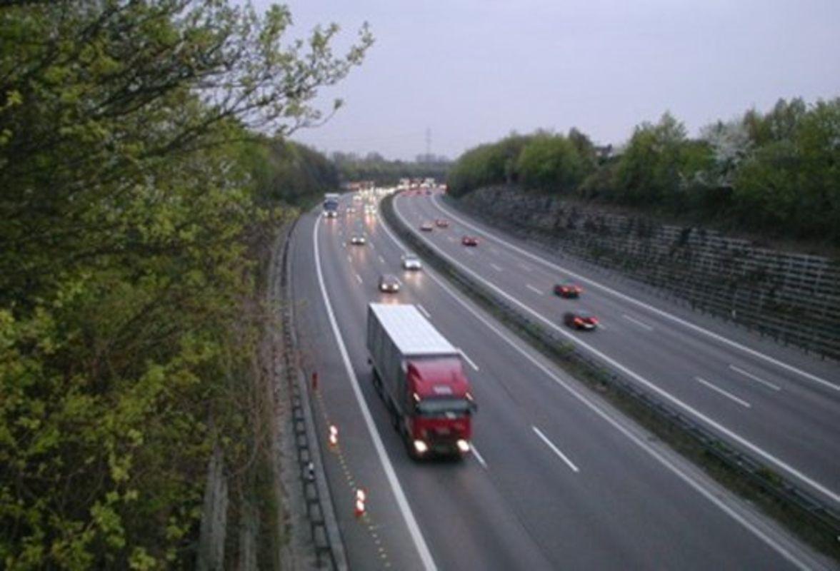 Traffic noise : Kurz und Fischer GmbH Beratende Ingenieure